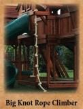 Big Knot Rope Climber