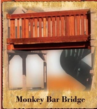 Monkey Bar Bridge