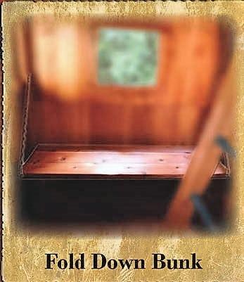 Fold Down Bunk