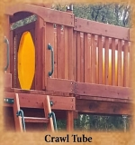Crawl Tube - Yellow