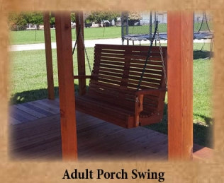 Adult Porch Swing