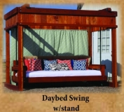 Daybed Swing with Frame