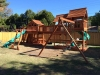 Fort Stockton swing set upper cabin