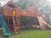Mustang Play Set- Corner Porch