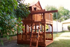 Fort Stockton playset with Secret Ladder