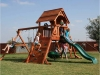 Fort Concho Swing set