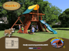 Cowtown Series Rustler Swing set