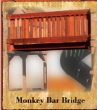 Monkey Bar Bridge