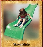 Wave Slide - Wonder Wave Slide