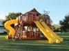 Fort Ticonderoga swing set