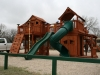 Fort Stockton Swing Set-Upper Cabin