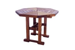 Octagon Table, Bar Height