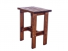 Rectangle End Table, Bar Height