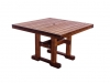 "Square 44"" Table Dining Height"