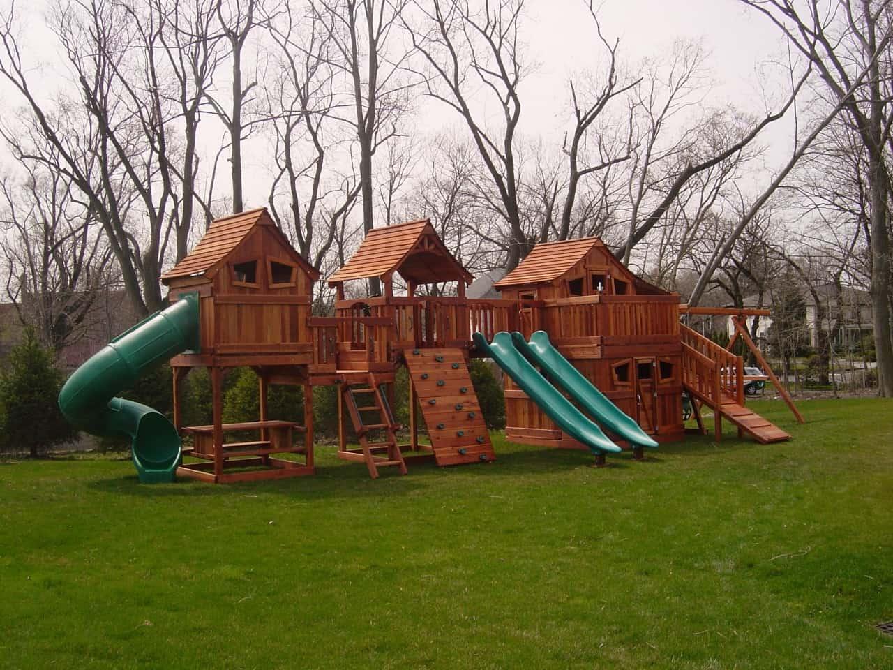 Superieur Backyard Fun Factory