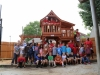 Boys and Girls Club Swing Set - Keller Williams Red Day
